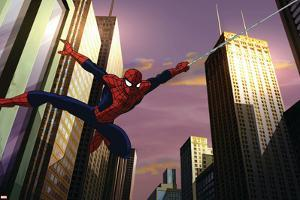Ultimate SpiderMan - Animation - Still Sequences