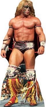 Ultimate Warrior - WWE Lifesize Standup