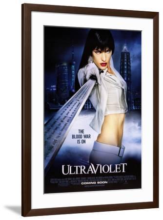 Ultraviolet--Framed Poster