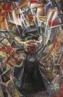Materia by Umberto Boccioni