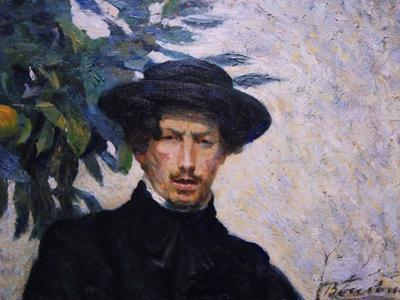 Self Portrait of the Artist