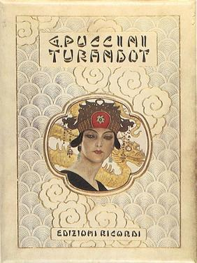 G. Puccini: Turandot, c.1926 by Umberto Brunelleschi