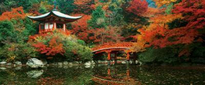 Daigo Shrine, Kyoto, Japan by Umon Fukushima