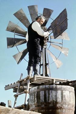 Un nomme Cable Hogue ( THE BALLAD OF CABLE HOGUE ) by Sam Peckinpah with Jason Robards, 1970 (photo