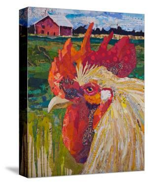 Un Petit Coq #2-40X34 2