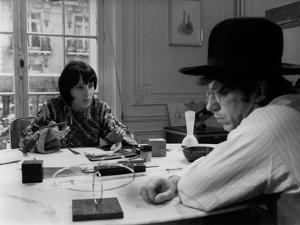 Un type comme moi ne devrait jamais mourir by MichelVianey with Bernadette Lafont and Jean-Michel F