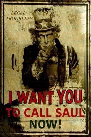 Uncle Saul Now 2