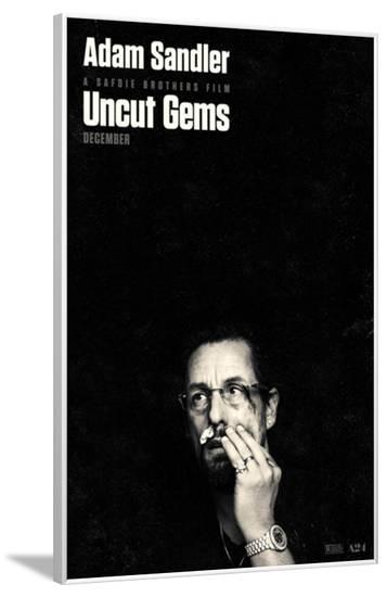 Uncut Gems--Framed Art Print