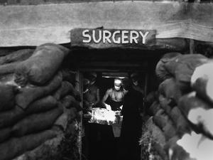 Underground Surgery Room
