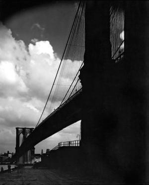 Brooklyn Bridge by Underwood