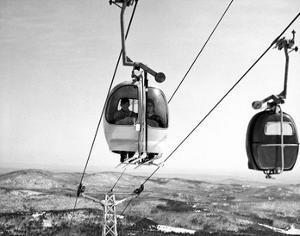 Ski Jumper by Underwood