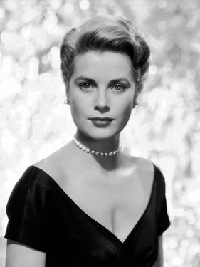 Une Fille by Province THE COUNTRY GIRL by George Seaton with Grace Kelly, 1954 (b/w photo)