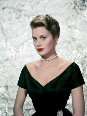 Une Fille by Province THE COUNTRY GIRL by George Seaton with Grace Kelly, 1954 (photo)