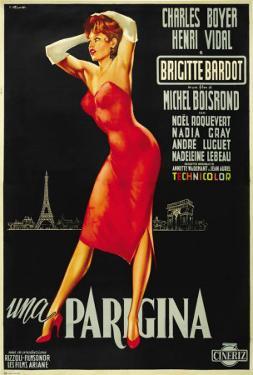 Une Parisienne - Italian Style
