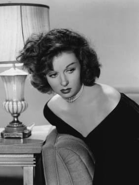 Une Vie Perdue SMASH UP-THE STORY OF A WOMAN by Stuart Heisler with Susan Hayward, 1947 (b/w photo)