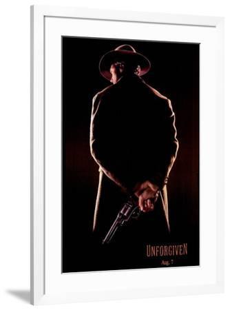 Unforgiven--Framed Poster
