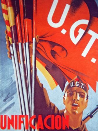 'Unification', Republican Poster, 1937