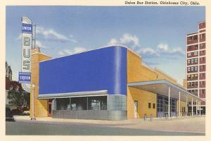 Union Bus Staion, Oklahoma City