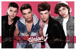 Union J (Pink)