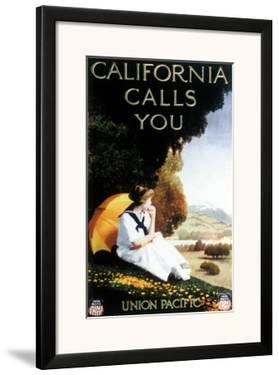 Union Pacific, California Calls