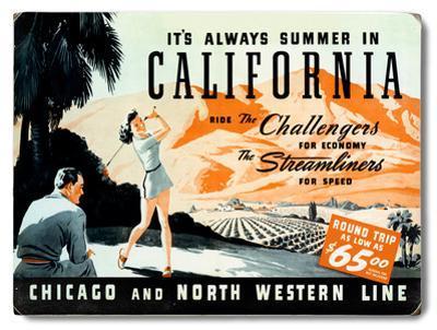 Union Pacific California Summer