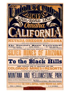 Union Pacific, California