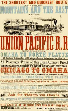 Union Pacific, Chicago to Montana