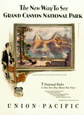 Union Pacific, Grand Canyon