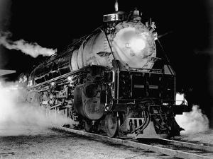 Union Pacific Locomotive