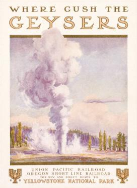 Union Pacific, Yellowstone