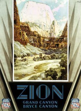 Union Pacific, Zion Canyon