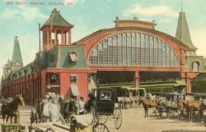 Union Station, Atlanta, Georgia