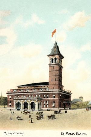 Union Station, El Paso