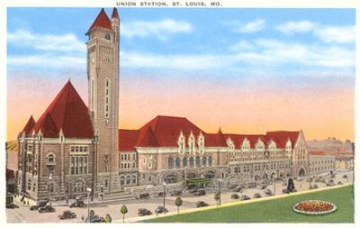Union Station, St. Louis, Missouri