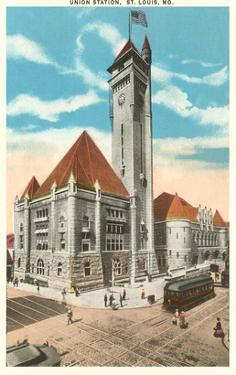 Union Station, St. Louis, Missouri