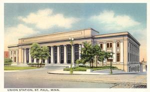 Union Station, St. Paul, Minnesota