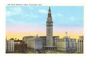 Union Terminal Tower, Cleveland, Ohio
