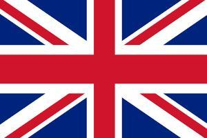 United Kingdom National Union Jack Flag