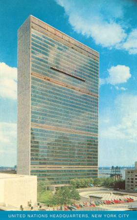 United Nations Building, New York City