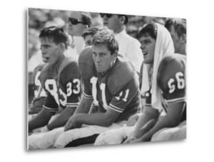 Univ. of Florida Quarterback Steve Spurrier, Top Professional Football Draft Pick
