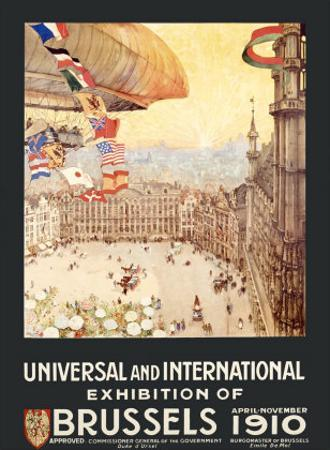 Universal and International Exhibition of Brussels