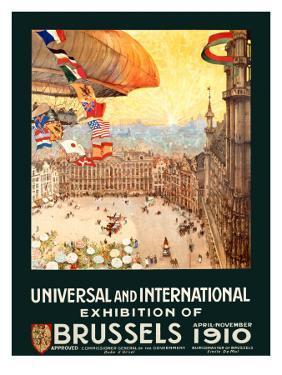 Universal International Exhibition of Brussels