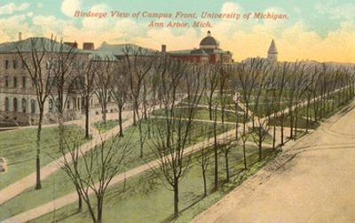 University, Ann Arbor, Michigan