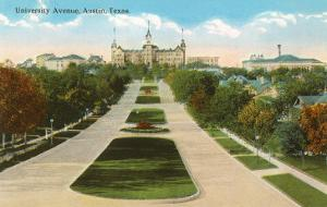University Avenue, Austin, Texas