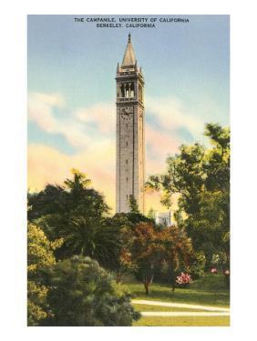 University Campanile, Berkeley, California