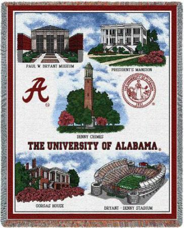 University of Alabama, Collage
