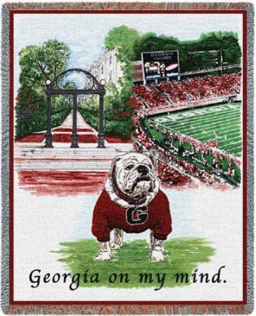University of Georgia, On My Mind