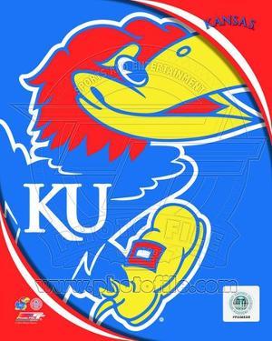 University of Kansas Jayhawks Team Logo