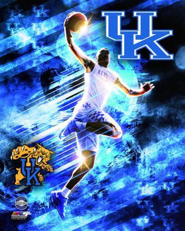 University of Kentucky Wildcats Player Composite