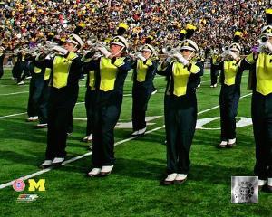 University of Michigan Wolverines Band